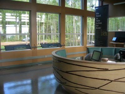 conservatory exhibit design