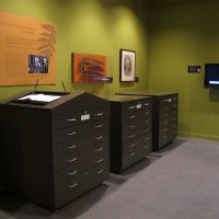 entwined history exhibit